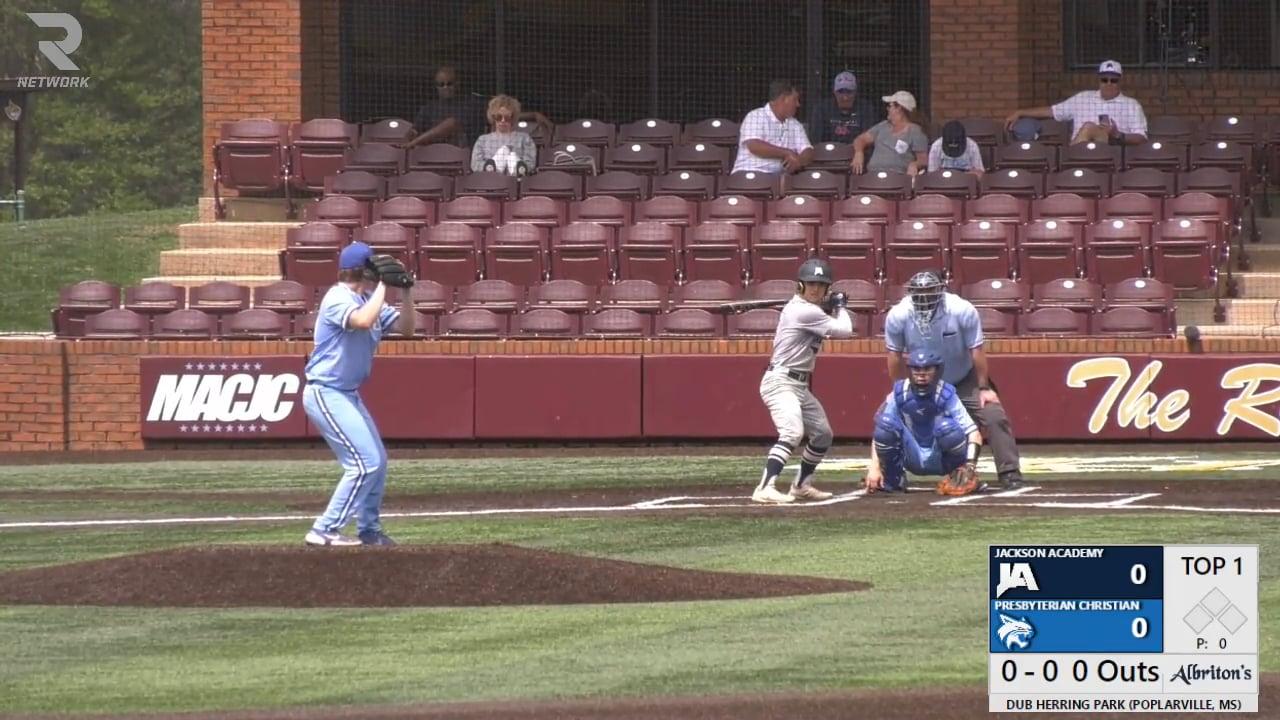 Varsity Baseball vs PCS - Game 1 - 03-27-21