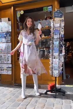 Dali Dress
