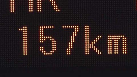 【最速157キロ】マリーンズ・小野 1回2Kの好投で流れを呼び込む!!