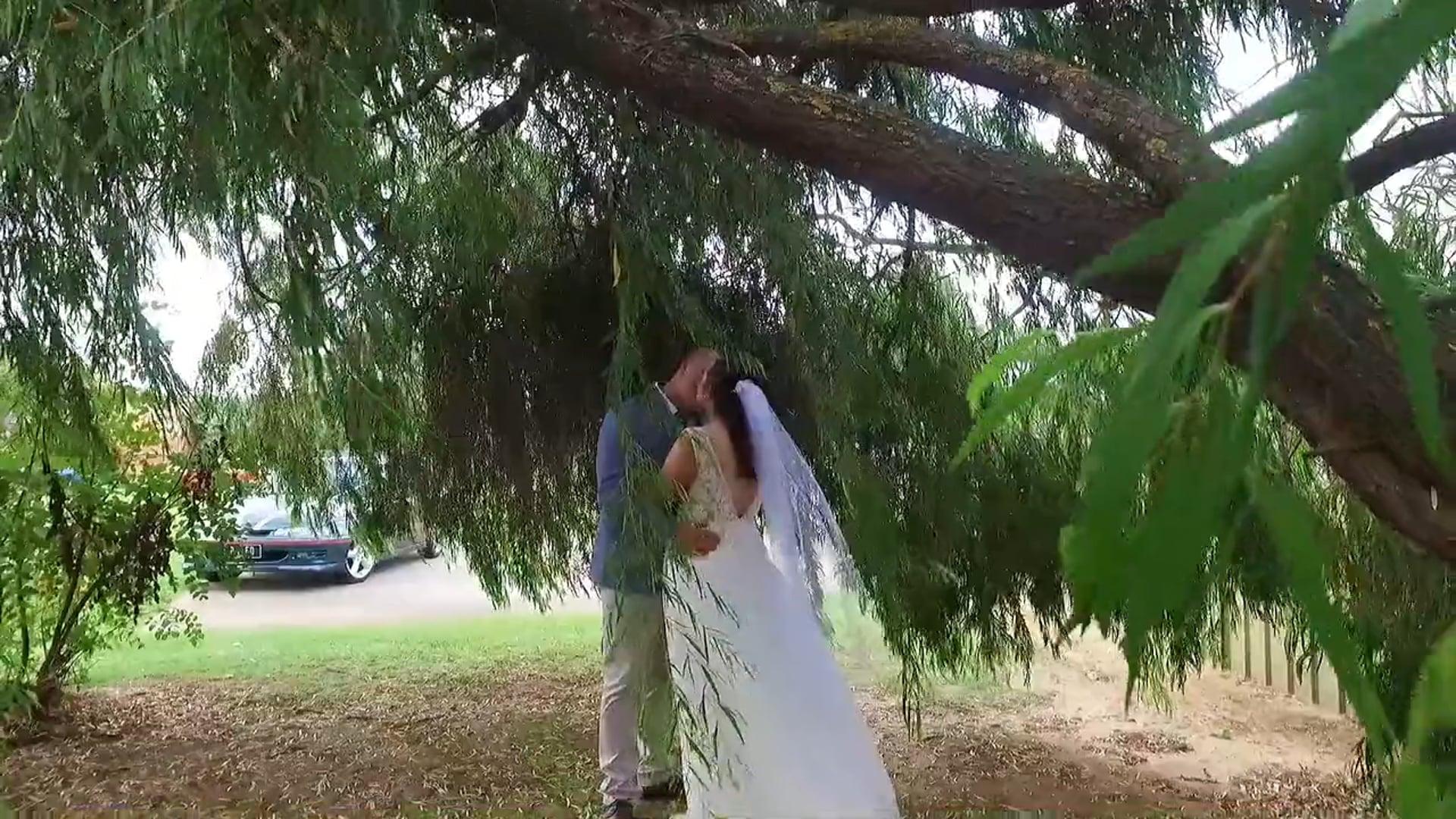 Brooke & Nigel Wedding Highlights