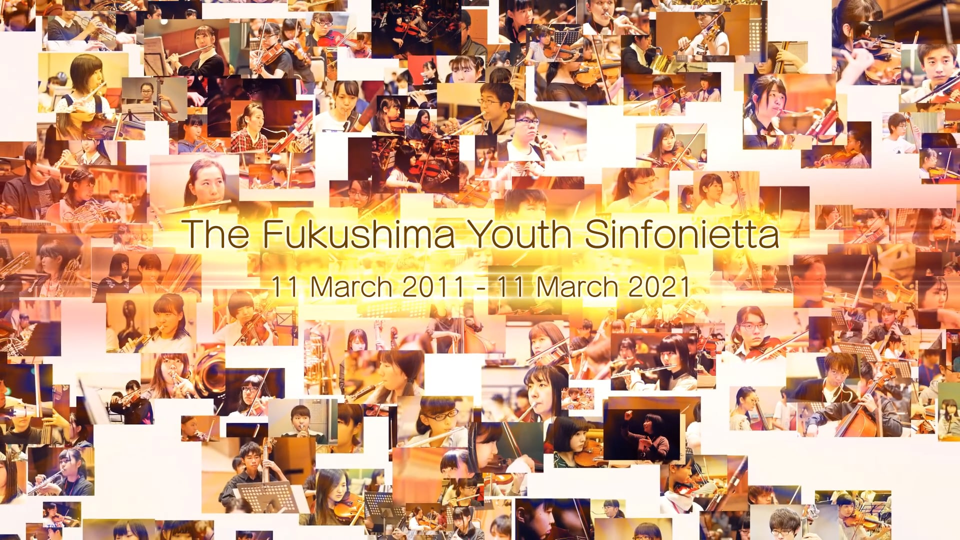 Music from Fukushima: The Miracle of the Fukushima Youth Sinfonietta