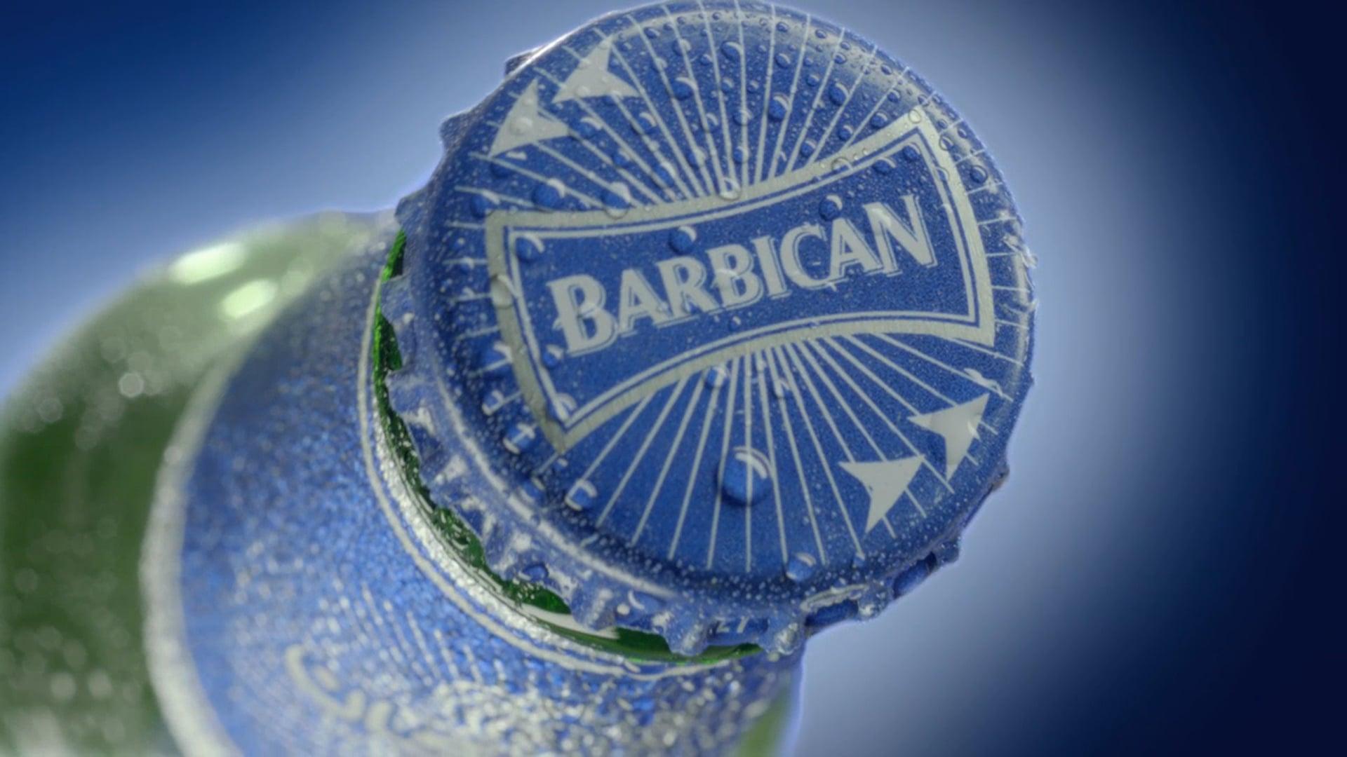 Barbican New Bottle Launch