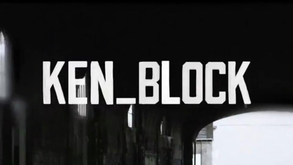 Ken Block Hype Reel