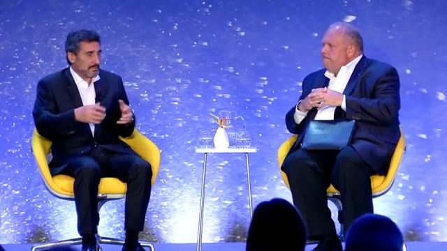 2016 : Interview de Mohed Altrad à la suite de son titre d'Entrepreneur Mondial de l'Année 2015