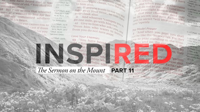 Inspired | Part 11 | 3-28-21