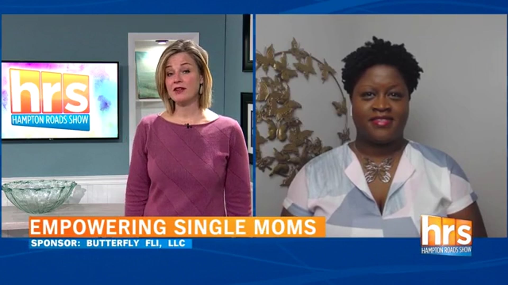 Helping Single Moms Find Their Wings