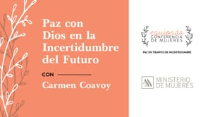 Carmen Coavoy Conferencia Equipada 2021 | SBCV