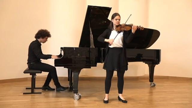 "Karol Szymanowski ""Tarantella"" op. 28"