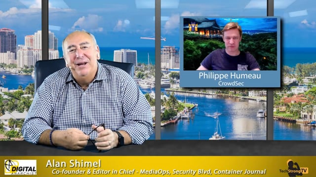 Philippe Humeau-TechStrongTV