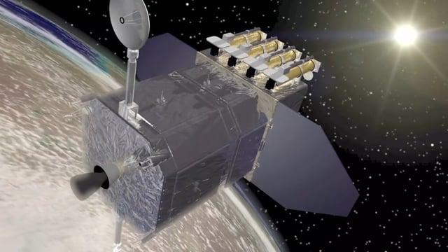Goddard Space Centre Q & A