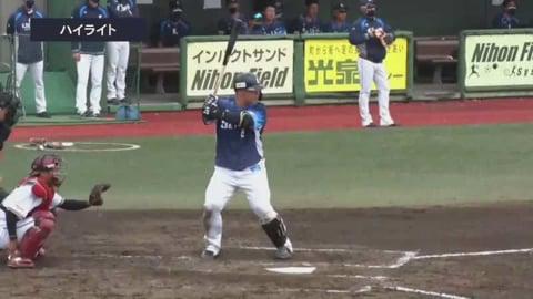 【ファーム】3/30 イーグルス対ライオンズ ダイジェスト