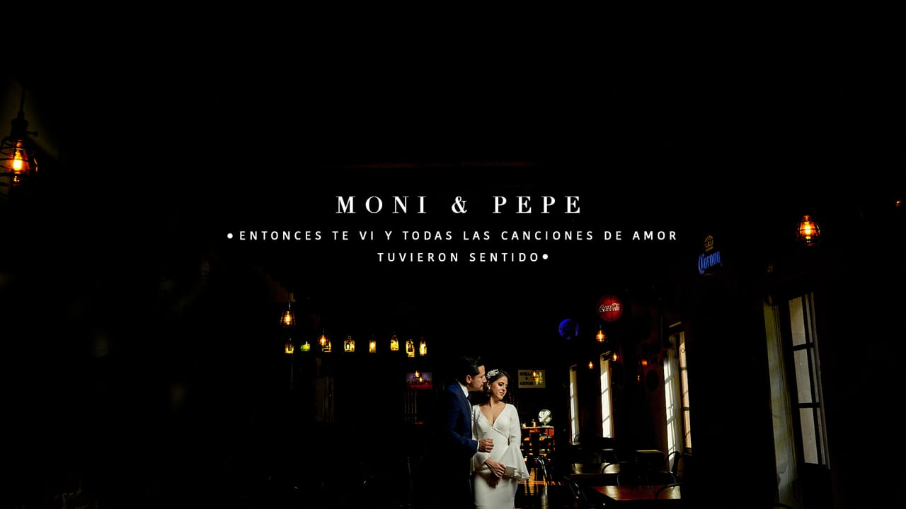 Highlight Moni & Pepe