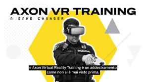 VR Training Explainer Video (Italian Subtitles)