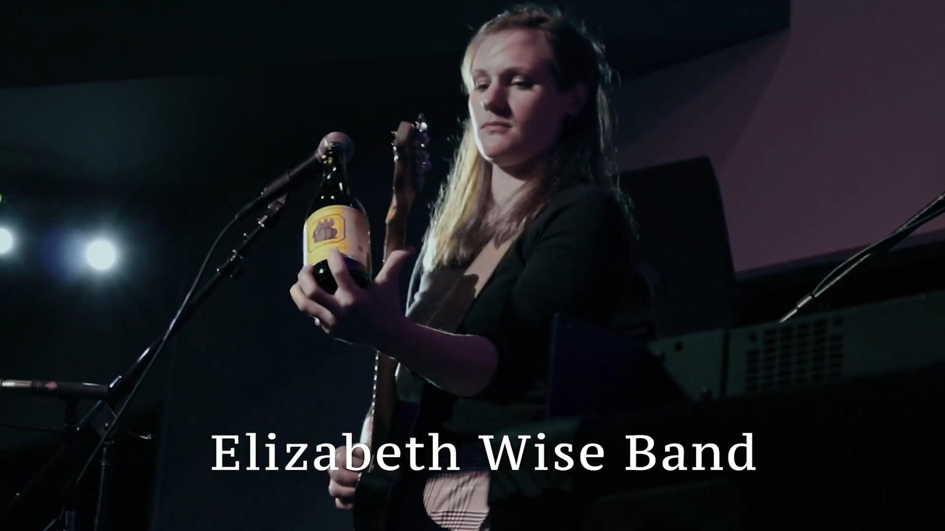 Elizabeth Wise at Shockoe Sessions Live