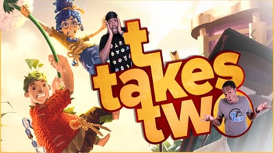 Trent & Dion Take On It Takes Two!