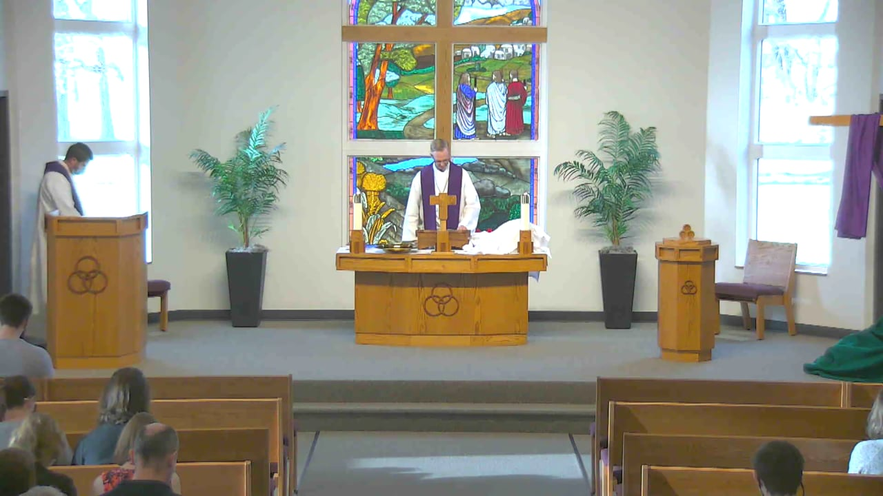 Over Kedron Jesus Treadeth