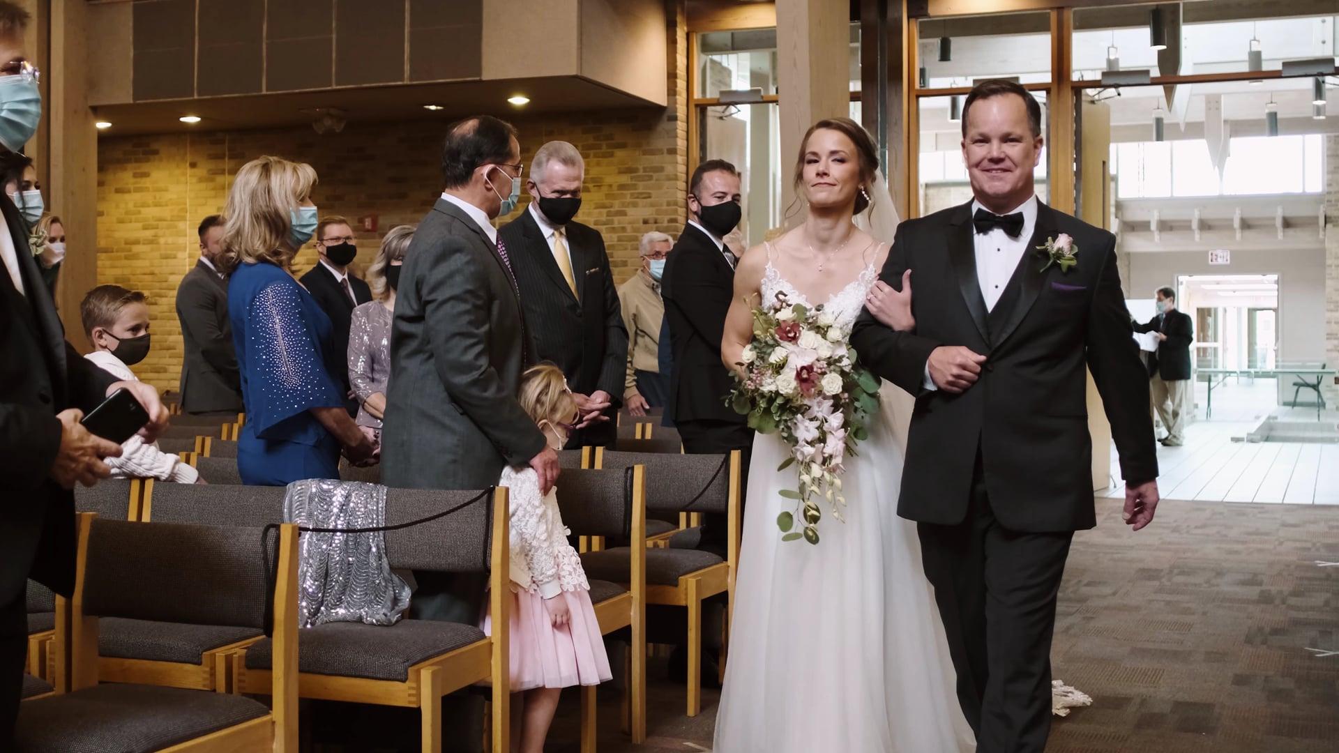 John & Caitlin Wedding Film