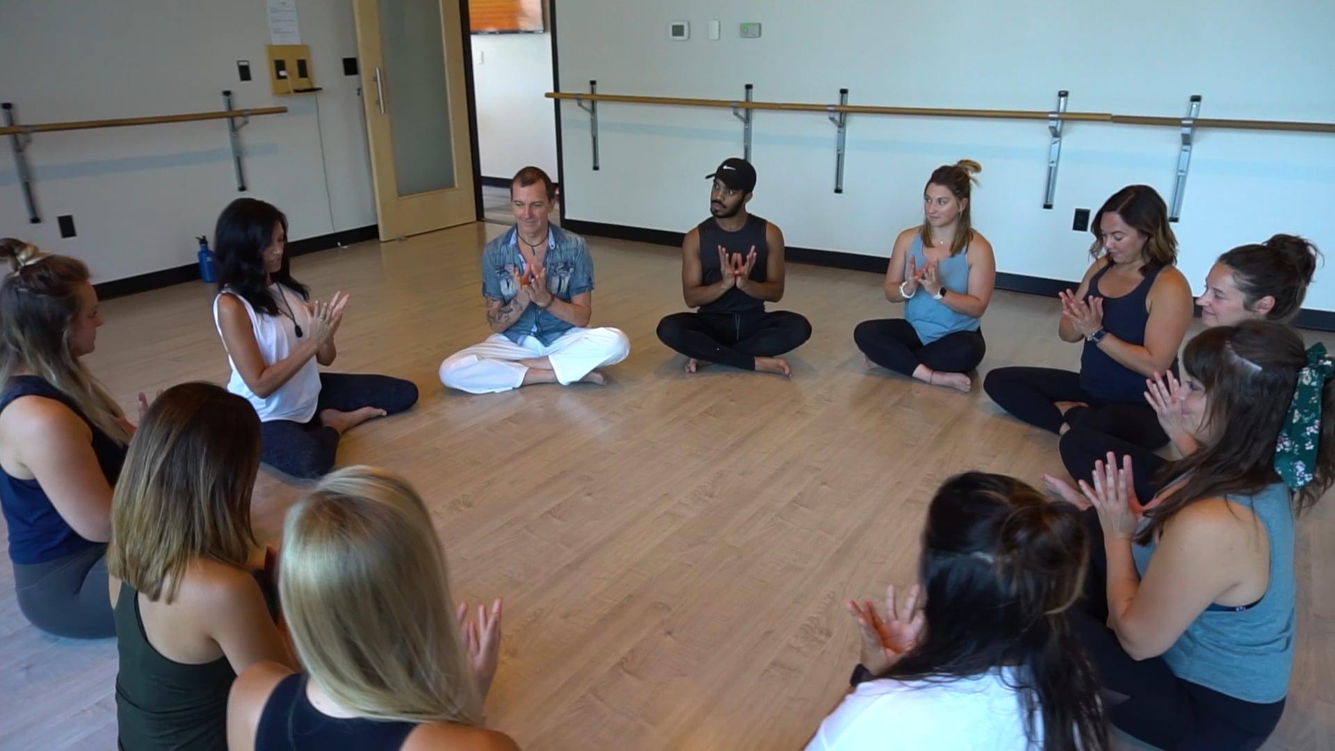 Teacher Training at Power Life w/ Andrea