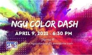 NGU 5K Color Run