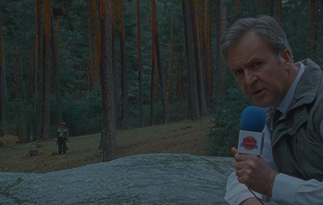 """DAMM BIER """"Forest ranger"""""""