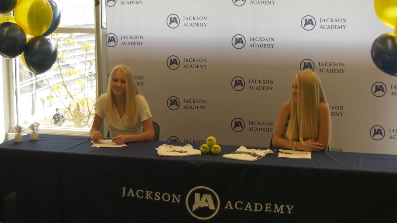 Elena and Emma Roberts Signing - 04-01-21