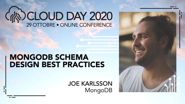 MongoDB Schema Design Best Practices