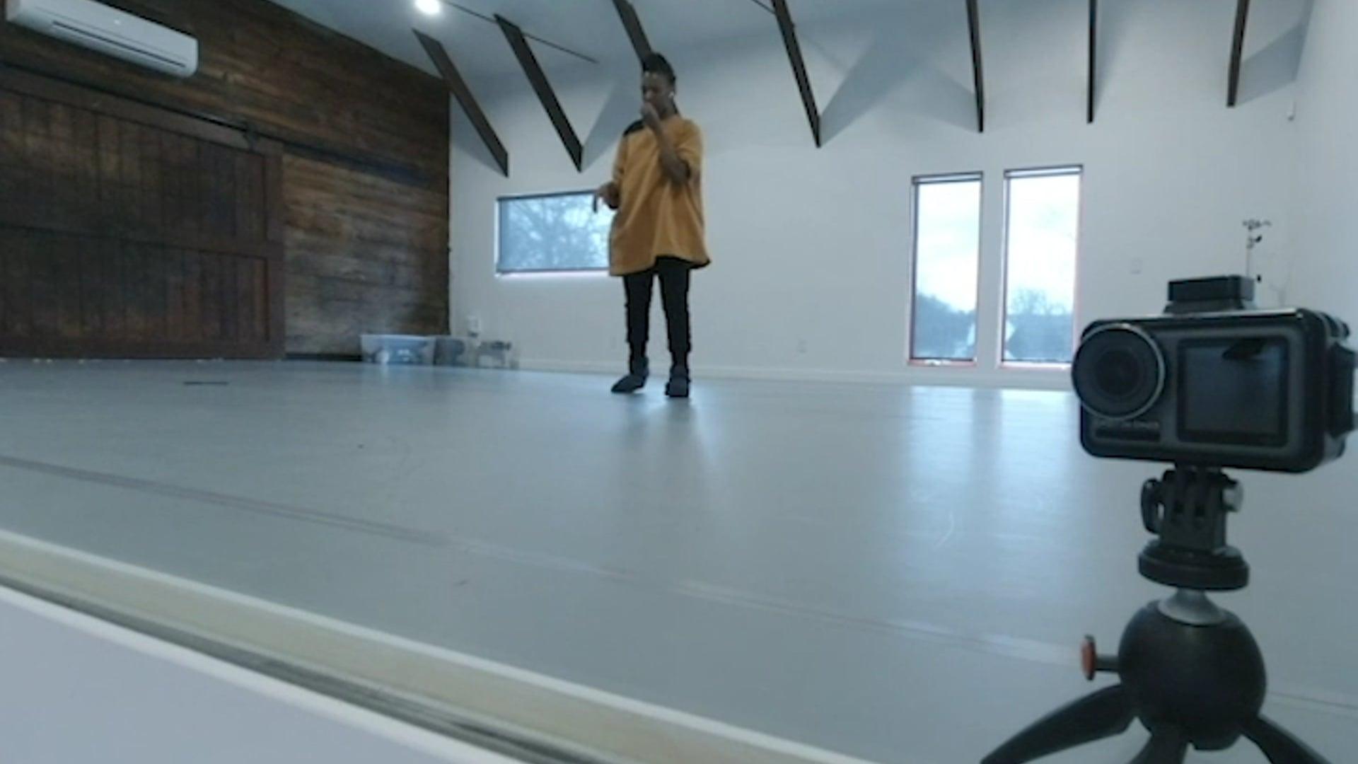InsideOUT 1st rehearsal