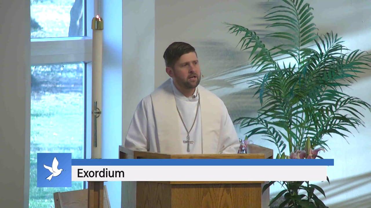 Easter Sermon - April 4, 2021