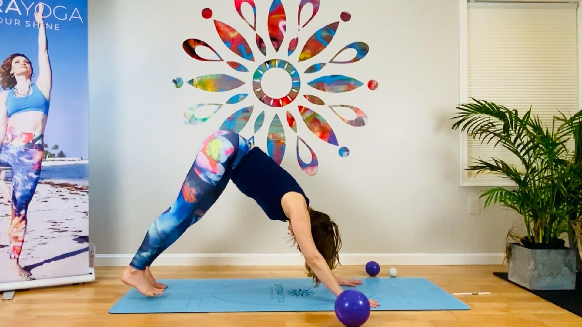 Nadi Method Flow & Massage 2-11-21 - 60 Minutes