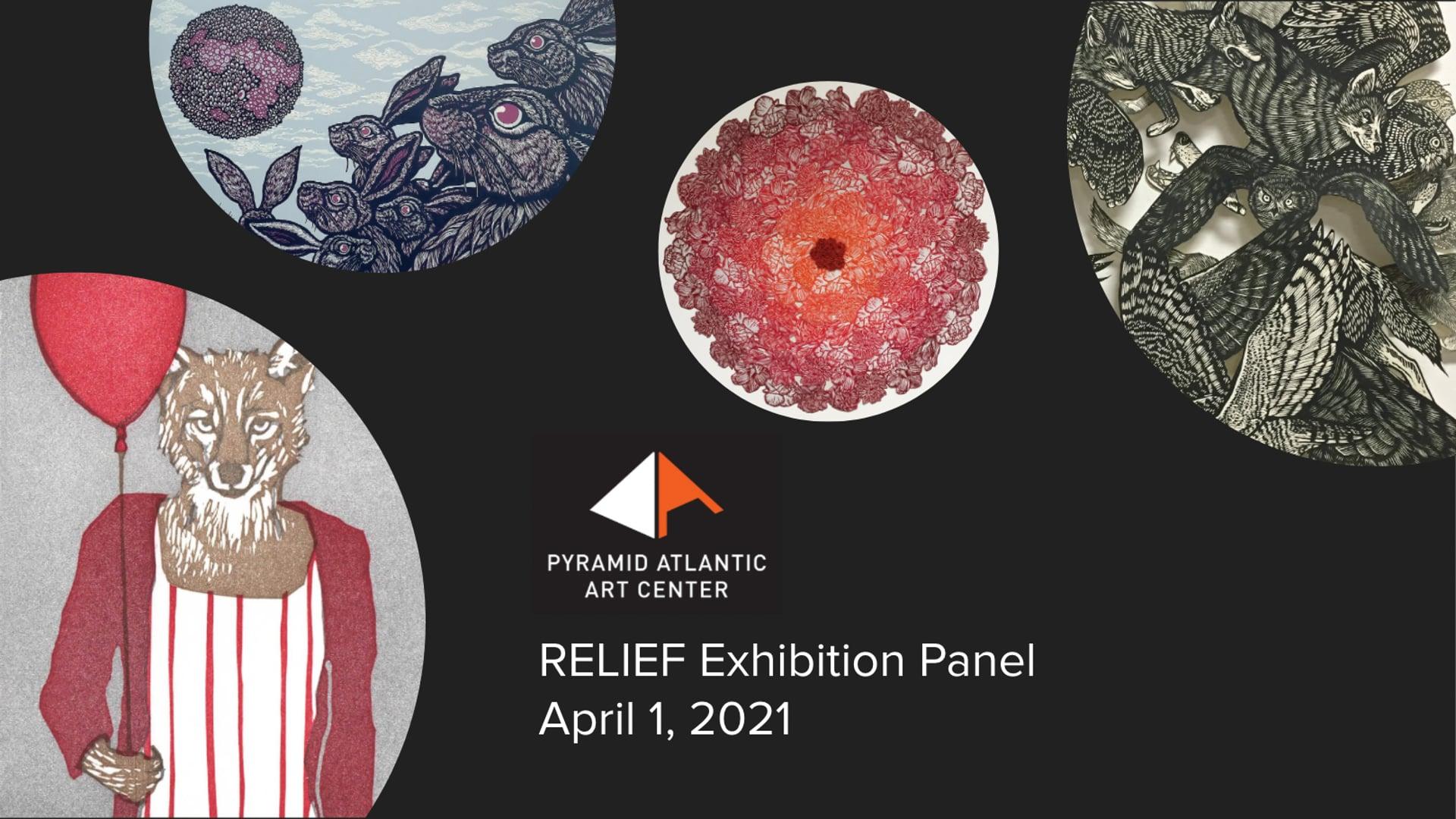 RELIEF Exhibition Panel