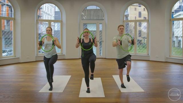 Pilates #29 Stabilisation