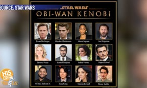 The Obi-Wan Series Has a Cast List!