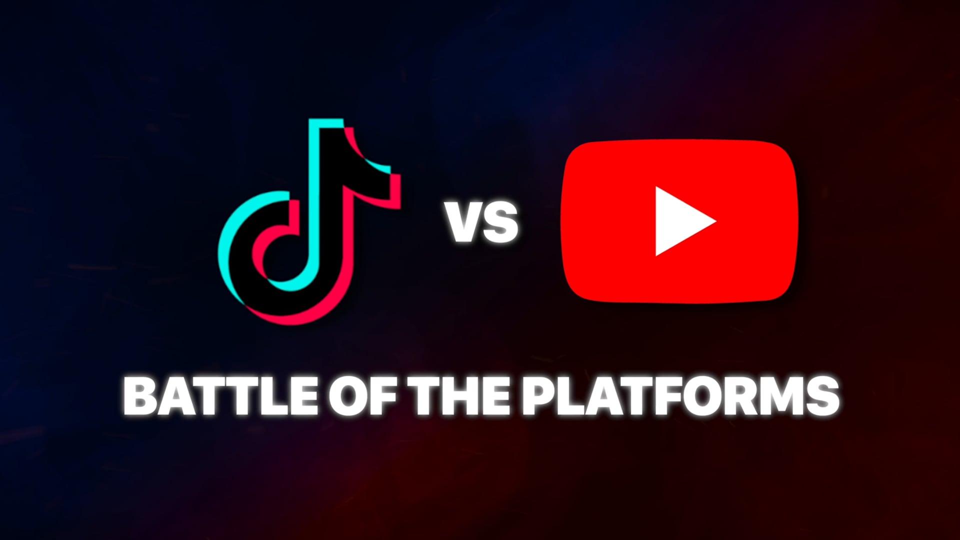Battle Of The Platforms Official Trailer