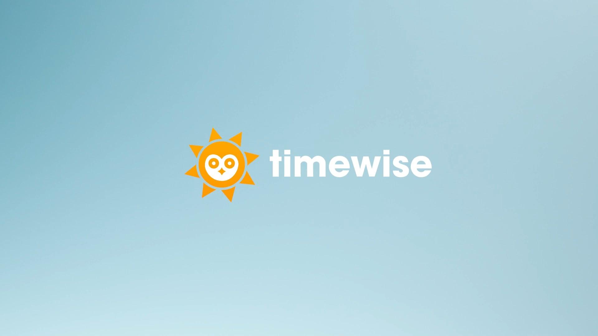 Timewise Landing Page Video
