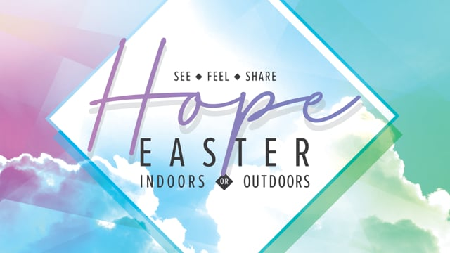 Hope | Easter | 4-4-21
