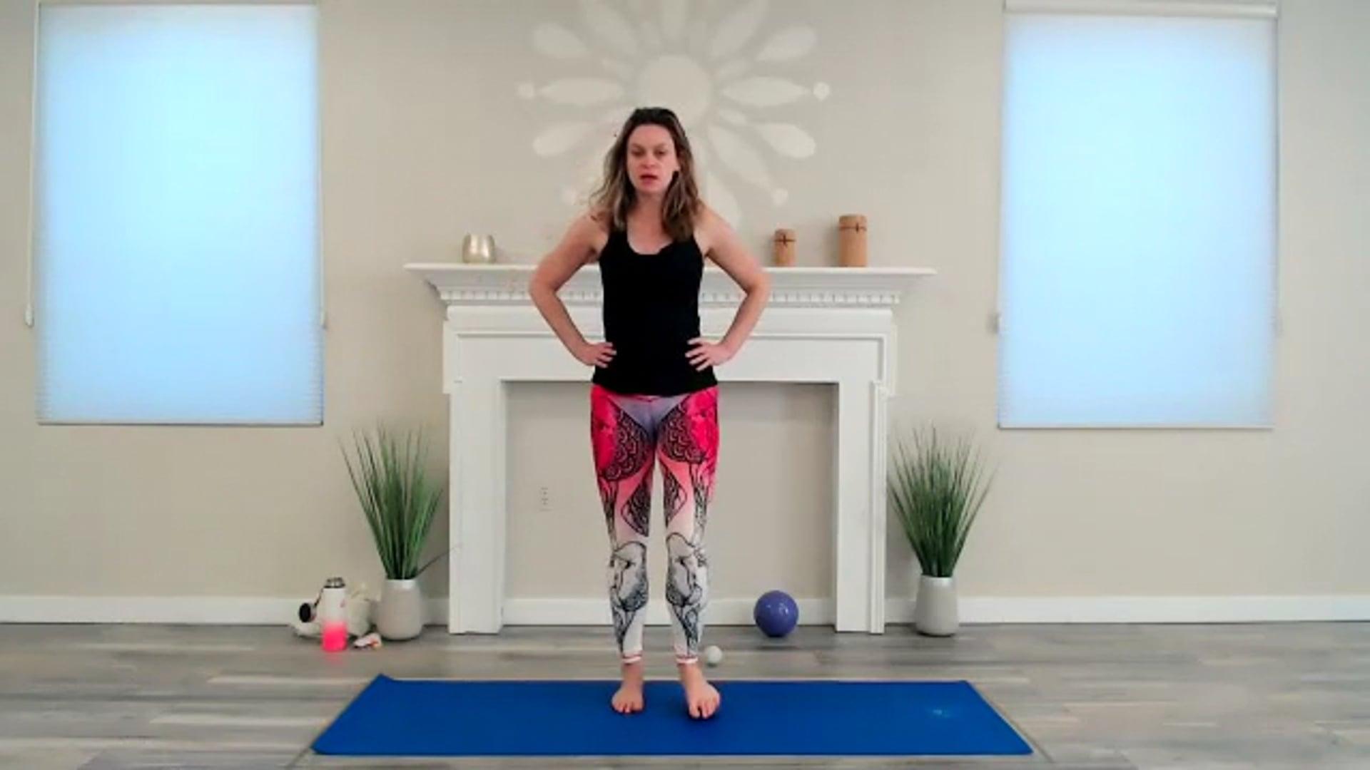 Nadi Method Flow & Massage 12-9-20 - 60 Minutes