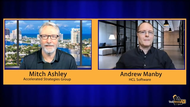 Andrew Manby-TechStrong TV