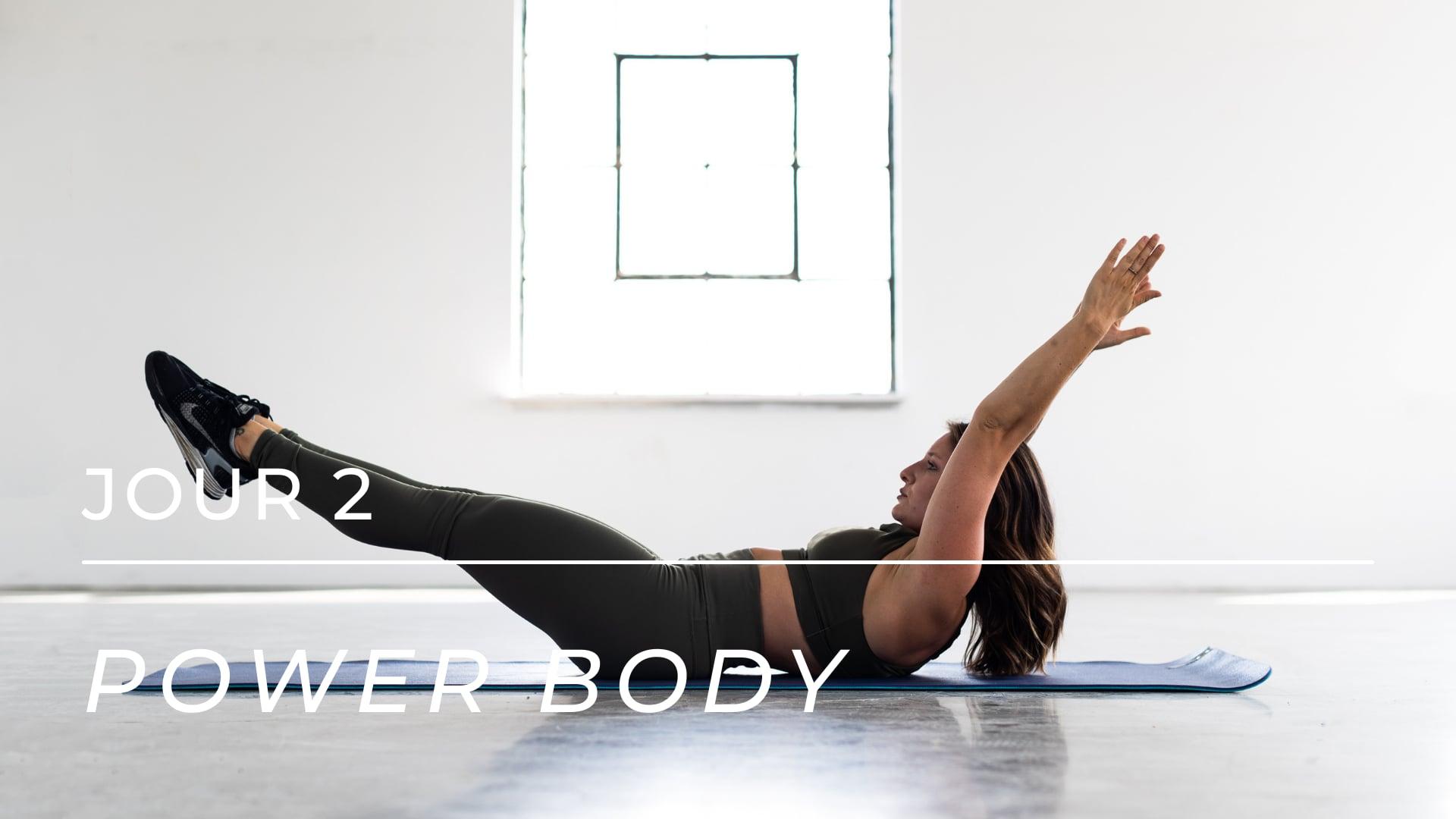 POWER BODY - Jour 2