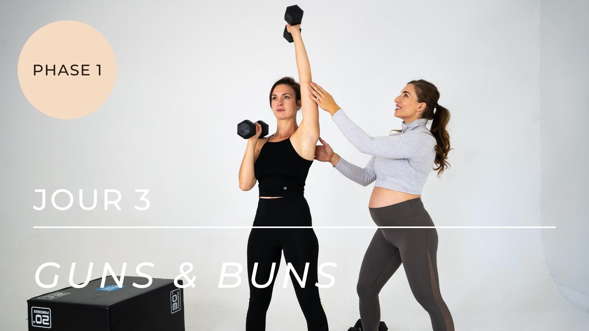 GUNS & BUNS - Jour 3 (Phase 1)