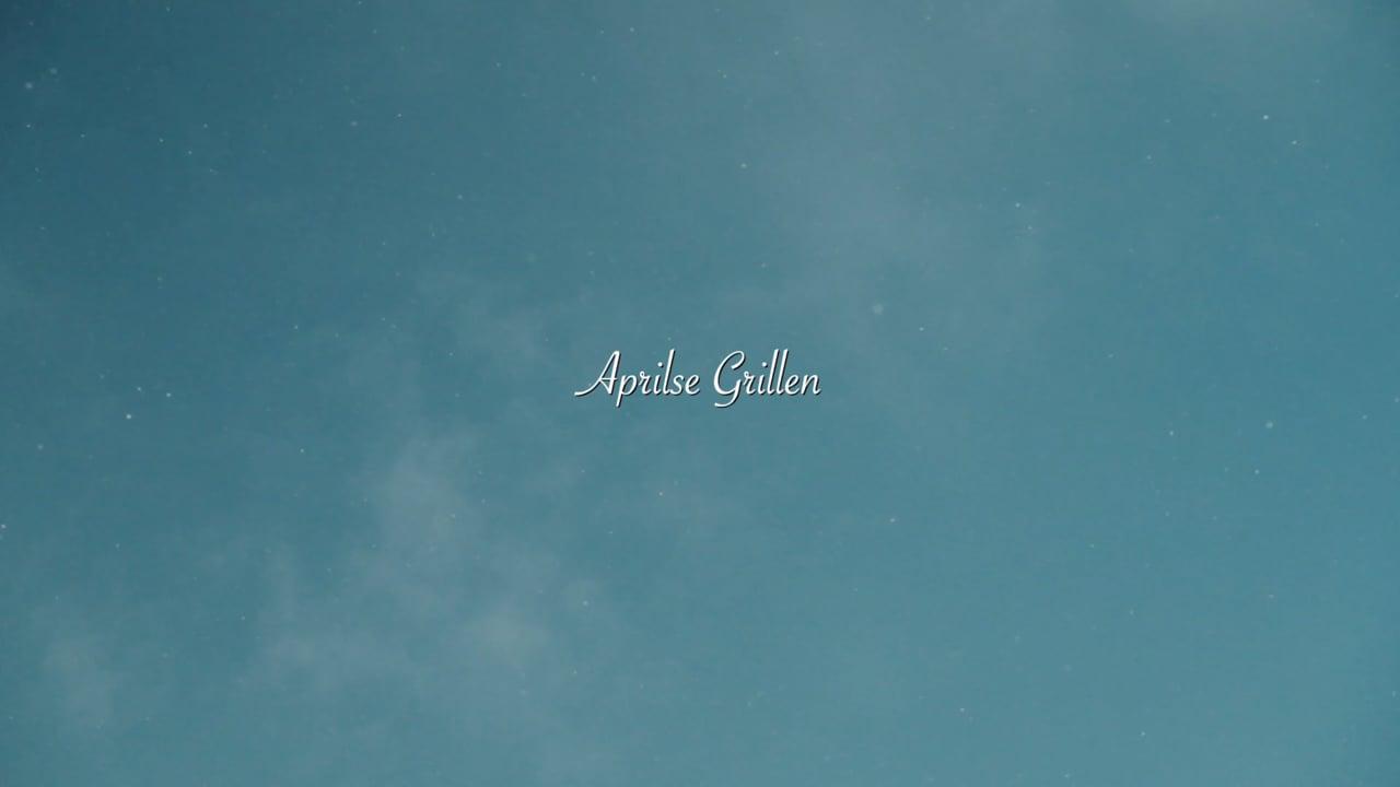 Aprilse Grillen