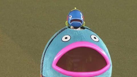 謎の魚がついに最終形態に進化!?