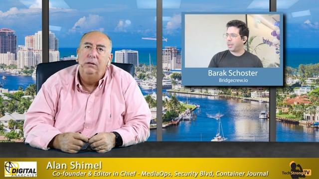 Barak Schoster-TechStrong TV