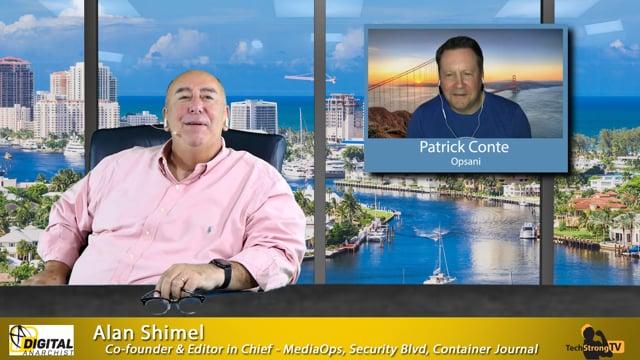 Patrick Conte-TechStrong TV