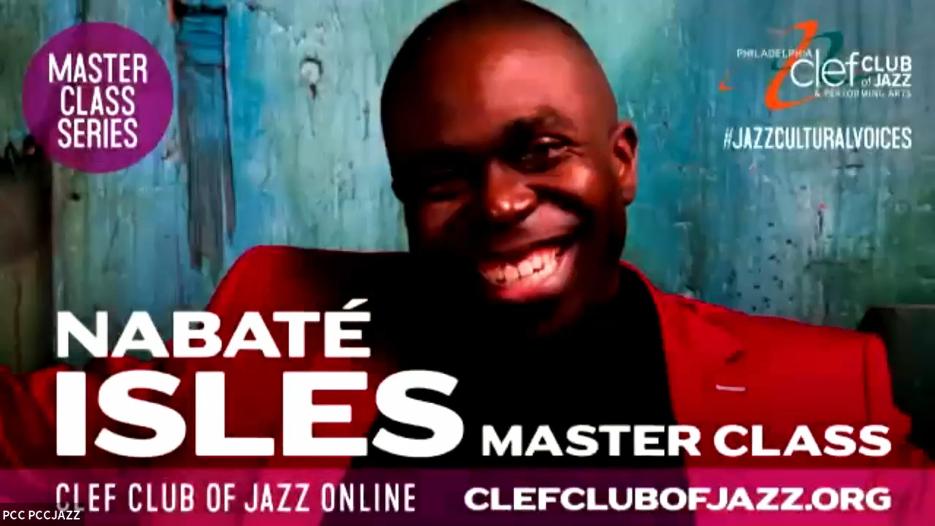 Philadelphia Clef Club of Jazz and Performing Arts Masterclass: Jazz in Film and Television