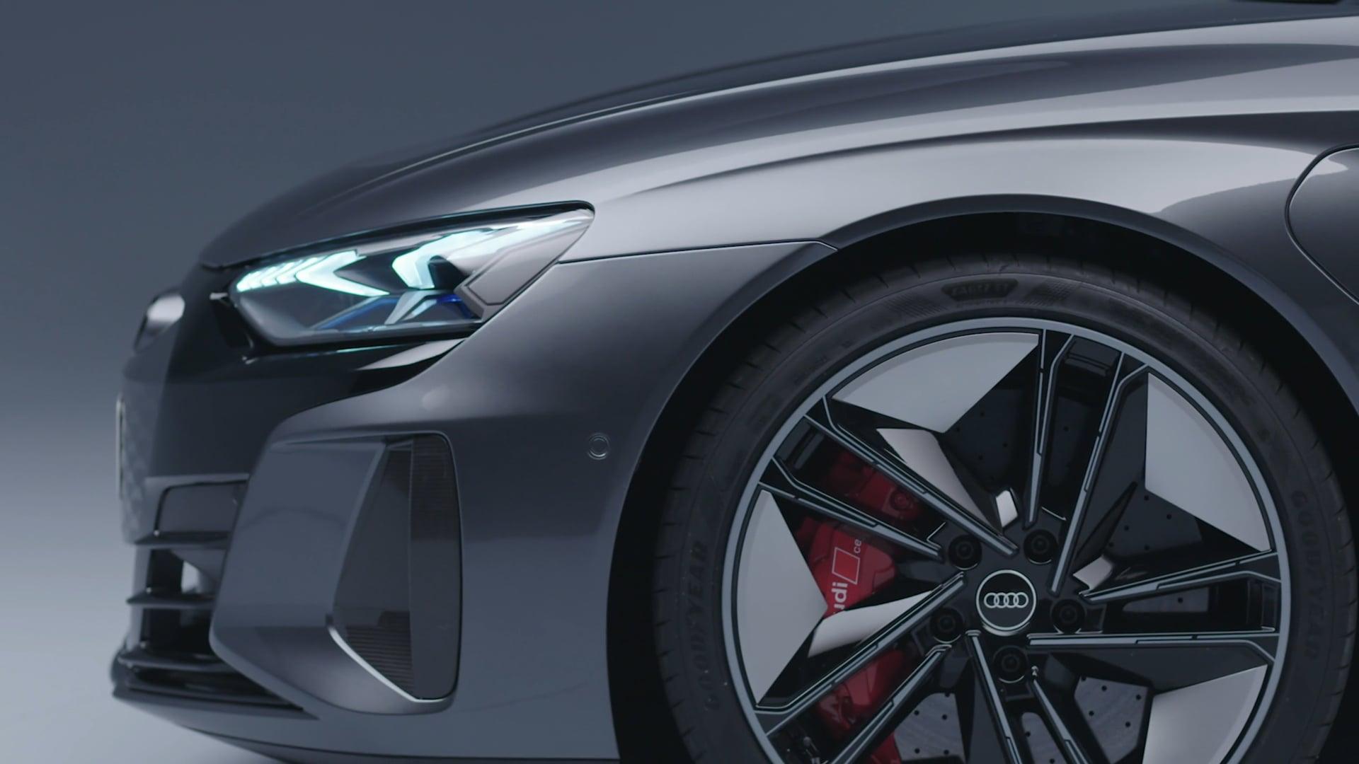Audi Design: the all-new Audi e-tron GT