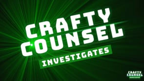 Crafty Counsel Investigates: Satan Shoes