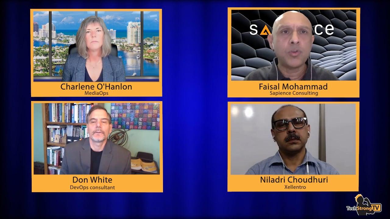 Panel- Assessment of DevOps Capabilities – TechStrongTV