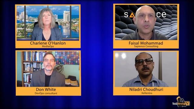 Panel- Assessment of DevOps Capabilities - TechStrongTV