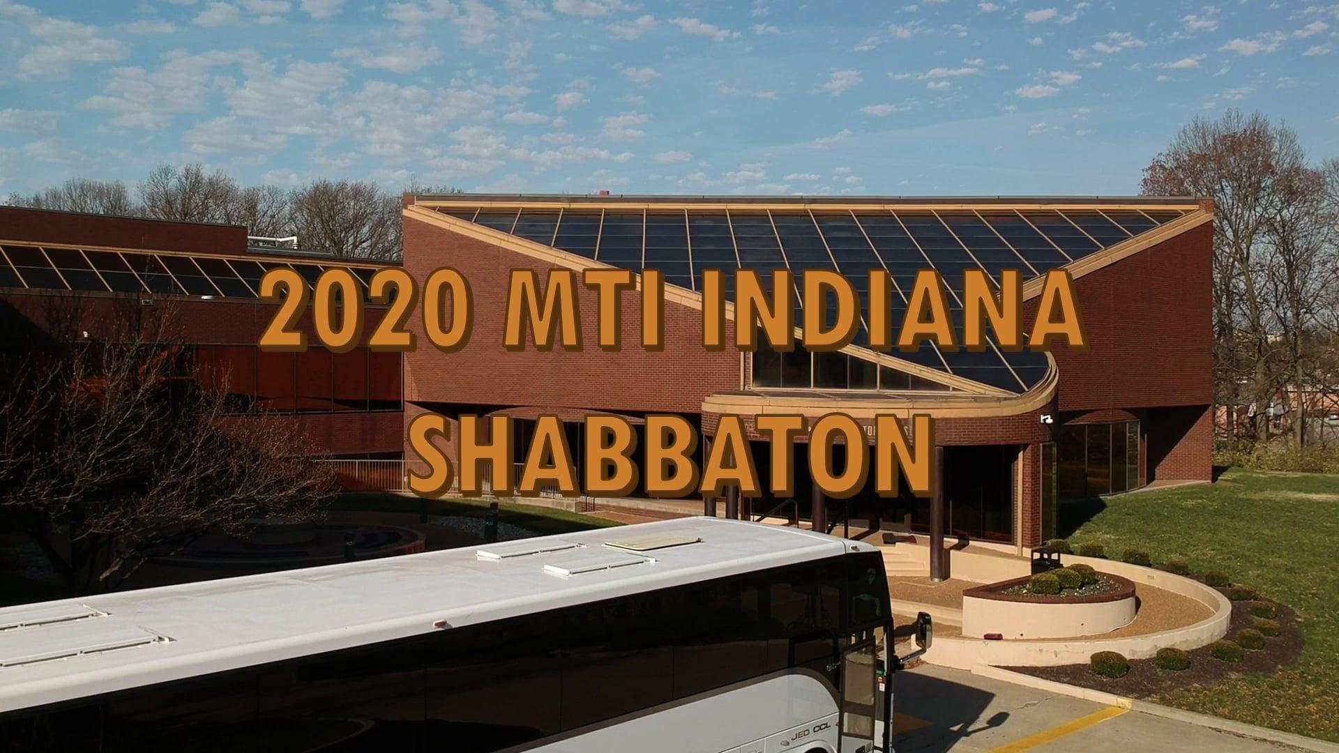 MTI Shabbaton @ Agudah Campus in Marshall, Indiana