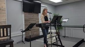 Apr. - Jun. 2021 Wednesday Prayer Meetings